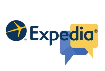 В системе online-бронирования Expedia появился чат