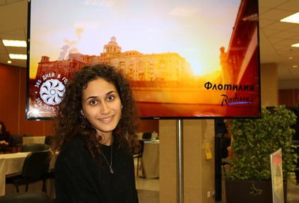 Отправьтесь в романтическое путешествие с Radisson Royal на Travel IT WorkShop!