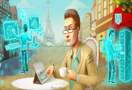 CRM-система для турагентств МоиДокументы-Туризм