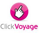 click voyage logo