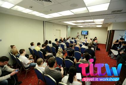 Опубликована программа мастер-классов Travel IT WorkShop 2016