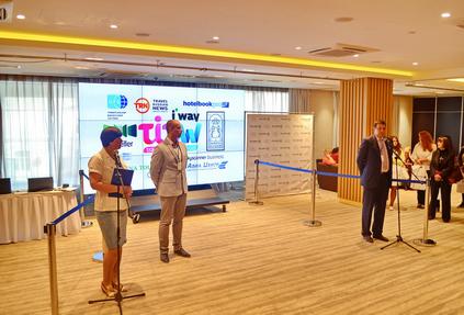 В Москве прошла выставка-конференция Travel IT WorkShop 2016