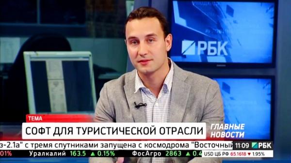Исполнительный директор САМО-Софт Александр Савёлов