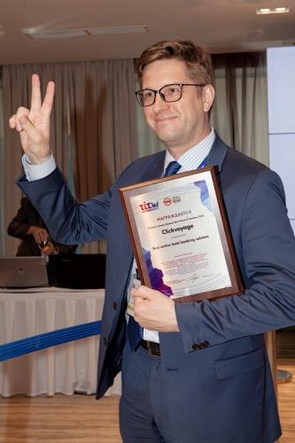 Игорь Козлов, генеральный директор ClickVoyage / Фото: TRN