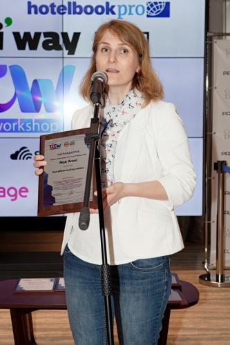Виктория Кизимова, коммерческий директор группы компаний Авиа Центр / Фото: TRN