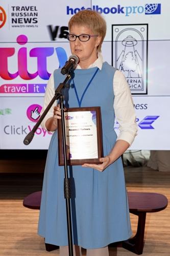 Ирина Образцова, со-основатель проекта Recomed Partners / Фото: TRN