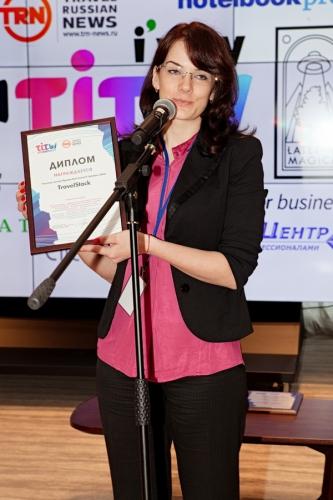 Екатерина Никулицкая, руководитель интернет-проектов TravelStack / Фото: TRN