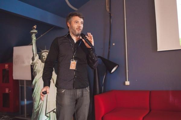 Виктор Мальцев, директор по исследованиям и партнер компании QuanTeq / Фото: Гамиля Мирхалеева