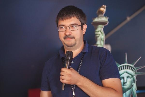 Михаил Едемский, старший менеджер проектов по качественным исследованиям Q-Quest / Фото: Гамиля Мирхалеева