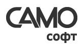 samo soft logo