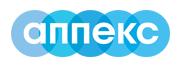аппекс логотип