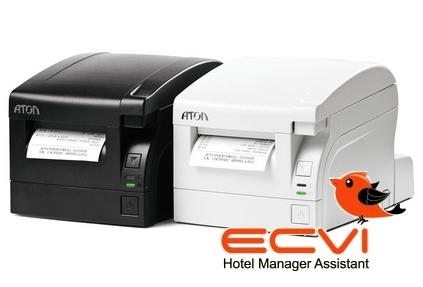 Ecvi интегрировали с фискальными регистраторами