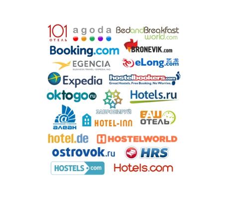 TravelLine: Channel Manager поддерживает самые популярные каналы продаж