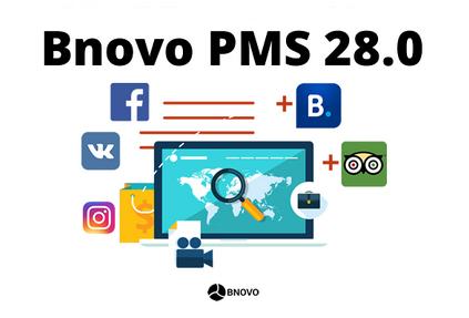 В системе Bnovo PMS появился функционал для мониторинга Booking.com и TripAdvisor