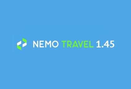 Вышла новая версия системы бронирования Nemo.travel