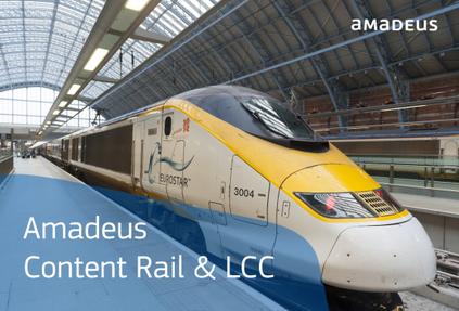 Amadeus обновила систему онлайн-бронирования железнодорожных перевозок и лоу-кост авиаперевозок
