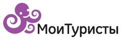 моитуристы логотип