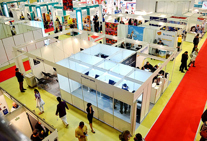 Экспозиция Travel Technology на форуме ОТДЫХ 2016
