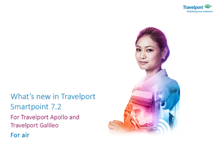 Компания Travelport выпустила новую версию приложения Smartpoint