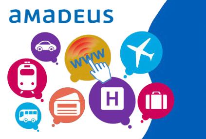 Amadeus работает над новым сайтом