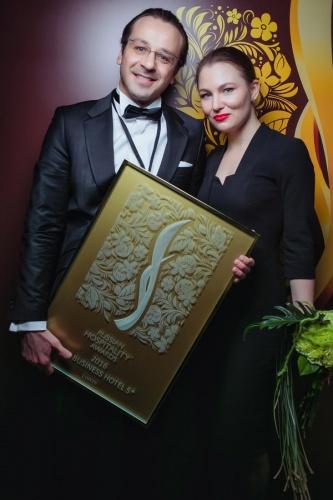 Лучший бизнес-отель 5* – Radisson Royal Hotel, Moscow