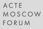 acte moscow forum logo