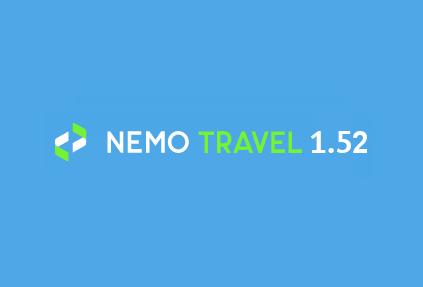 Nemo.travel 1.52