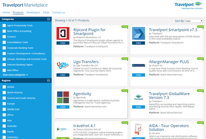 Travelport Marketplace 3.0