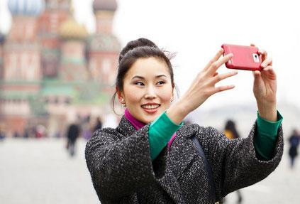 LeRu: мобильное приложение для китайских туристов