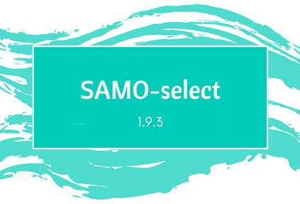 SAMO-select 1.9.3