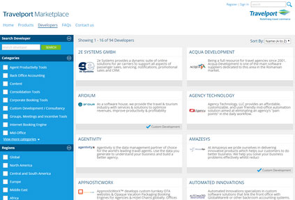 Travelport Marketplace 3.2