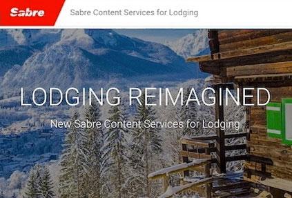 Sabre развивает дистрибуцию гостиничного контента  для роста бизнеса