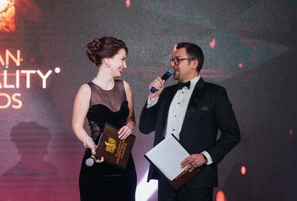 Новости ноября от Russian Hospitality Awards 2017!