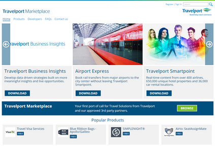 Travelport Marketplace 3.3
