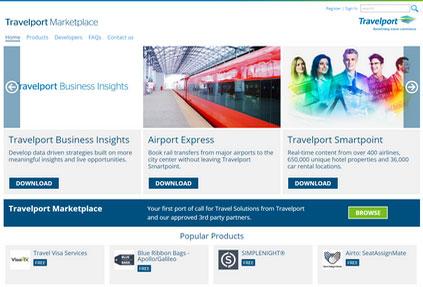 Travelport Marketplace 3.3