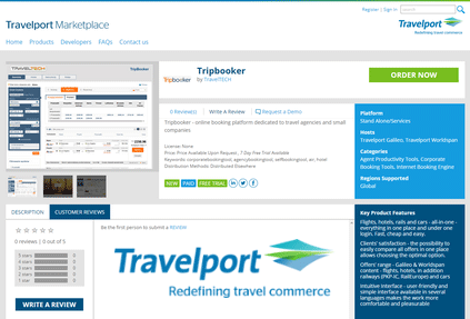 Travelport Marketplace 3.4
