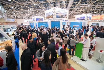 Юбилейная 25-я выставка MITT: 2000 участников, 190 стран и регионов, более 35 деловых мероприятий в новом формате