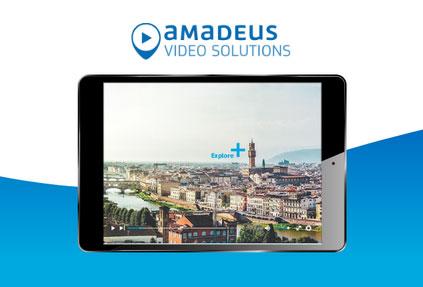 Amadeus представляет Video Solutions – первый интерактивный видеоплеер, созданный для туриндустрии