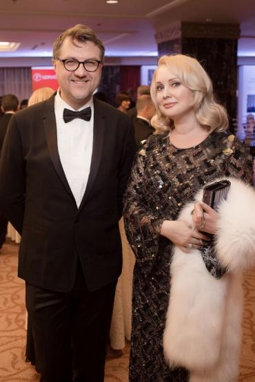 Станислав Ивашкевич и Татьяна Верхоланцева