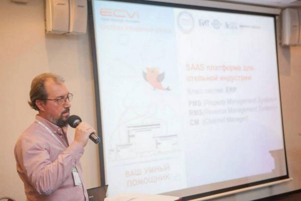 Сергей Дудин, генеральный директор компании «Эделинк»