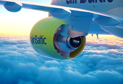 airBaltic повышает уровень персонализации за счет передовых технологий