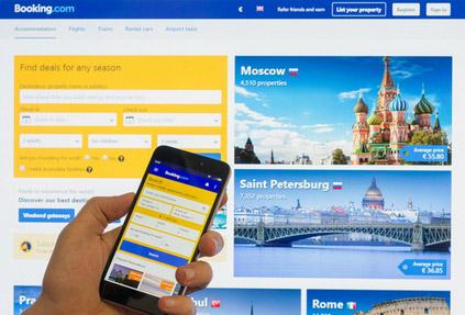Sabre интегрирует контент Booking.com в новую платформу Content Services for Lodging