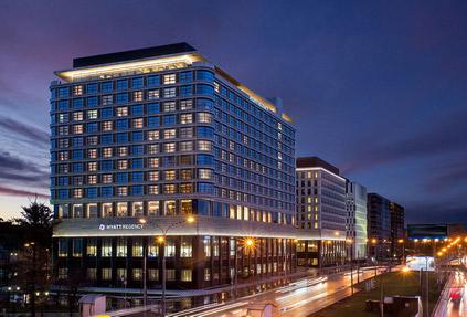 Домом российского гостеприимства в этом году станет отель HYATT REGENCY Moscow Petrovsky Park