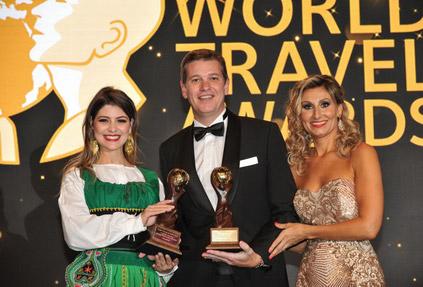 Amadeus одержал победу в четырех номинациях World Travel Awards 2018