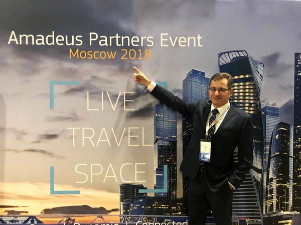 amadeus partners event 2018