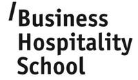 business hospitality school logo