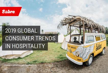 Sabre определил потребительские тренды в индустрии гостеприимства на 2019 год и ближайшее будущее
