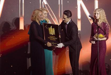 Подводим итоги церемонии награждения Russian Hospitality Awards 2018