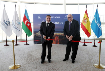 Аэропорт Баку и «Азербайджанские авиалинии» заключают партнерство с Amadeus