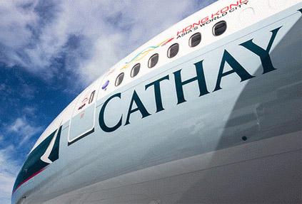 Cathay Pacific усиливает дистрибутивную стратегию с Amadeus Altéa NDC